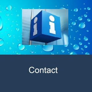 info-contact-water-drop-background