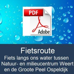 pdf-fietsroute-water-drop-background