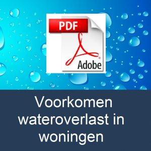 pdf-voorkomen-wateroverlast-in-woningen-water-drop-background