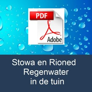 pdf-stowa-en-rioned-regenwater-in-de-tuin-water-drop-background