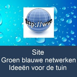 site-groen-blauwe-netwerken-water-drop-background