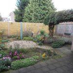 Mijn waterklare tuin