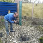 RTV Roermond maakt filmopnames van mijn tuin